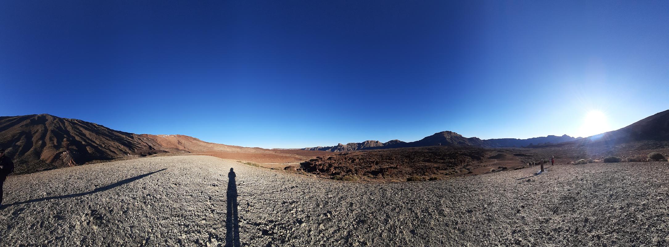 Mines de San José au Parc national du Teide