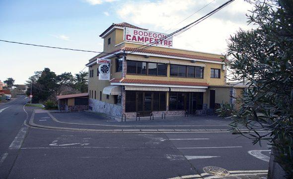 Restaurant Bodegón Campestre à Tenerife
