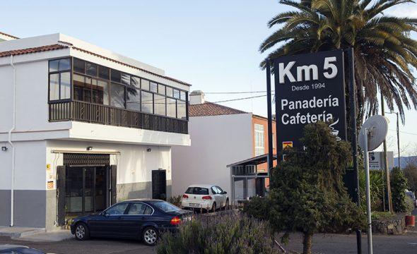 Cafétéria km 5 à Tenerife