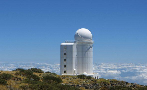 Observatoire depuis le Belvédère du Corral del Niño à Tenerife